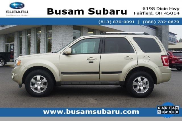 Used 2012 Ford Escape Limited For Sale In Cincinnati Oh