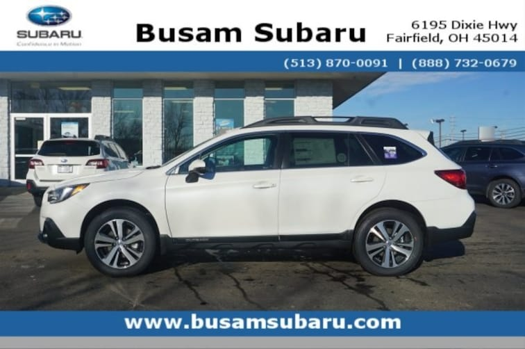 New 2019 Subaru Outback 2.5i Limited SUV K3264263 in Fairfield, OH