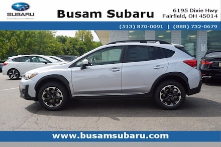 Featured New 2021 Subaru Crosstrek M8205553 for Sale in Fairfield, OH
