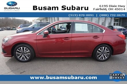 Featured Used 2019 Subaru Legacy 2.5i Sedan 4S3BNAF65K3010729 for Sale near Cincinnati, OH