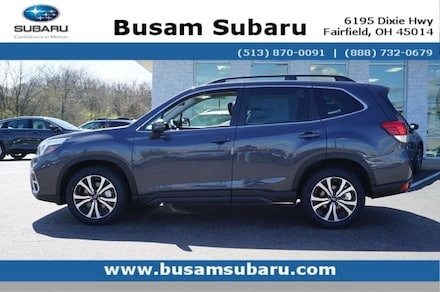 Featured New 2020 Subaru Forester LH506221 for Sale in Fairfield, OH