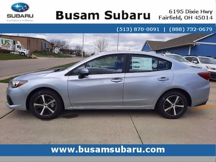 Featured New 2021 Subaru Impreza M3602724 for Sale in Fairfield, OH