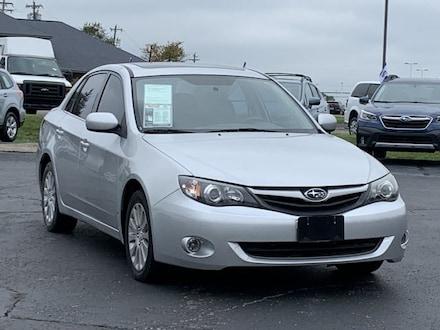 Featured Used 2011 Subaru Impreza 2.5i Sedan JF1GE6B61BH520495 for Sale near Cincinnati, OH
