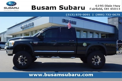 Dodge Ram Diesel For Sale >> Used 2009 Dodge Ram 2500 Slt For Sale In Cincinnati Oh 3d7ks28l89g544211 Near Ross Oh