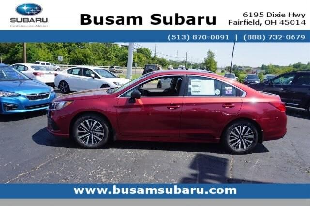 2019 Subaru Legacy 2.5i Sedan K3004794