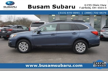 Featured Used 2017 Subaru Outback 2.5i SUV 4S4BSACC4H3327750 for Sale near Cincinnati, OH