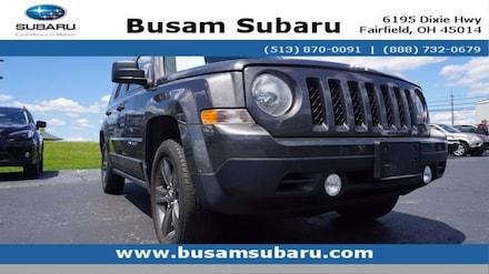 Featured Used 2015 Jeep Patriot High Altitude SUV 1C4NJRFB9FD249074 for Sale near Cincinnati, OH
