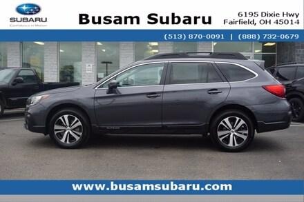 Featured Used 2019 Subaru Outback 2.5i SUV 4S4BSAJC7K3390979 for Sale near Cincinnati, OH