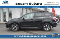 Certified Pre-Owned 2018 Subaru Forester 2.5i Limited SUV JF2SJARC9JH581219 near Cincinnati, OH
