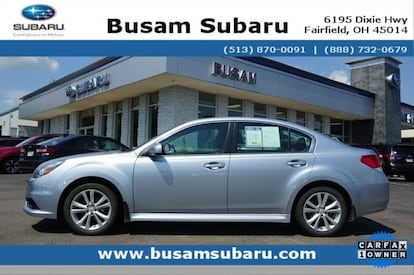 Used 2013 Subaru Legacy 2 5i For Sale in Cincinnati OH | 4S3BMCC65D3020098  Near Ross, OH