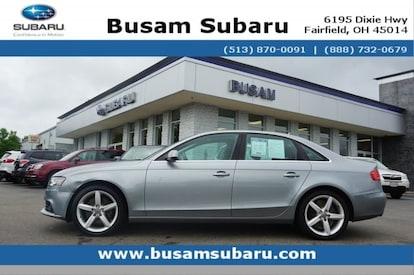 Used 2011 Audi A4 2 0T Premium Plus For Sale in Cincinnati OH |  WAUFFAFL8BN009385 Near Ross, OH