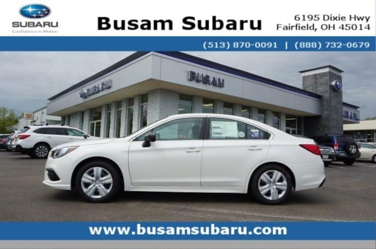 New 2019 Subaru Legacy in Fairfield, OH