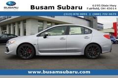 New 2019 Subaru WRX Premium Sedan K9808598 in Fairfield, OH