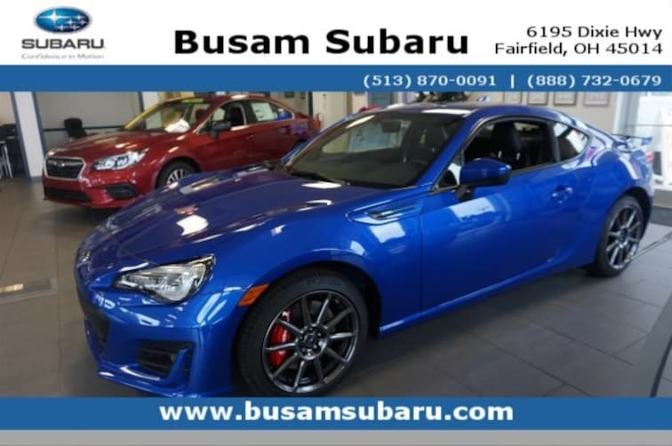 New 2019 Subaru BRZ Limited Coupe K9600688 in Fairfield, OH