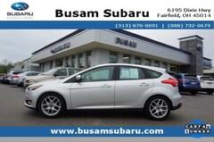 Bargain Used 2015 Ford Focus SE Hatchback 1FADP3K23FL383863 near Cincinnati, OH