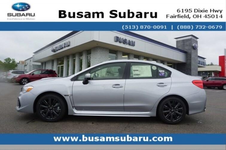 New 2019 Subaru WRX in Fairfield, OH