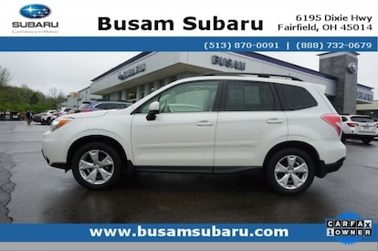 Used 2015 Subaru Forester 2 5i Limited For Sale in Cincinnati OH |  JF2SJAHC7FH591353 Near Ross, OH