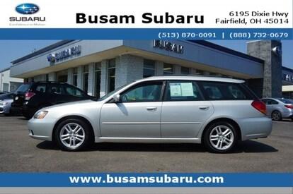 Used 2005 Subaru Legacy 2 5i For Sale in Cincinnati OH | 4S3BP616X57317924  Near Ross, OH