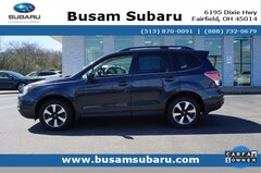 Certified Pre-Owned 2018 Subaru Forester near Cincinnati, OH