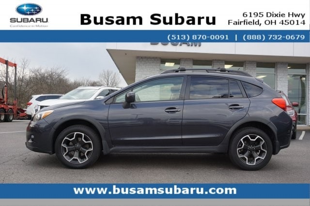 Featured Used 2014 Subaru XV Crosstrek 2.0i Limited SUV JF2GPAKC6E8251476 for Sale near Cincinnati, OH