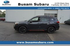 New 2019 Subaru Forester Sport SUV KH409812 in Fairfield, OH
