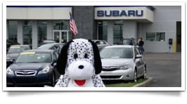 Cincinnati Subaru Dealer