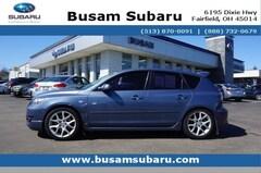 Bargain Used 2008 Mazda Mazda3 Mazdaspeed3 Hatchback JM1BK34L181813393 near Cincinnati, OH