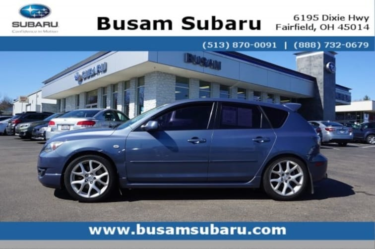 Mazdaspeed3 For Sale >> Used 2008 Mazda Mazda3 Mazdaspeed3 For Sale In Cincinnati Oh