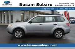 Used 2013 Subaru Forester 2.5X SUV JF2SHABC4DH412140 near Cincinnati, OH