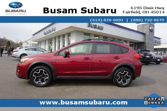2014 Subaru Xv Crosstrek 2.0I Limited >> Used 2014 Subaru Xv Crosstrek 2 0i Limited For Sale In Cincinnati