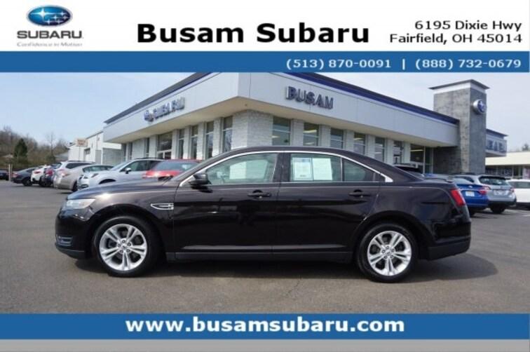 Used 2013 Ford Taurus SEL Sedan 1FAHP2E85DG142453 Cincinnati