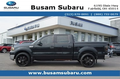 2004 Ford F150 Lariat >> Used 2004 Ford F 150 Lariat For Sale In Cincinnati Oh 1ftpw12554kc93867 Near Ross Oh