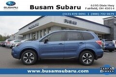 Certified Pre-Owned 2017 Subaru Forester near Cincinnati, OH