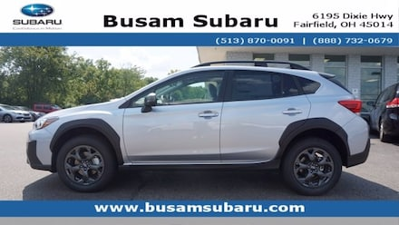 Featured New 2021 Subaru Crosstrek MH206117 for Sale in Fairfield, OH