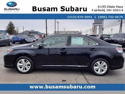 Featured Used 2011 LEXUS HS 250h Sedan JTHBB1BA6B2043715 for Sale near Cincinnati, OH