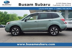 Certified Pre-Owned 2017 Subaru Forester near Cincinnati, OH