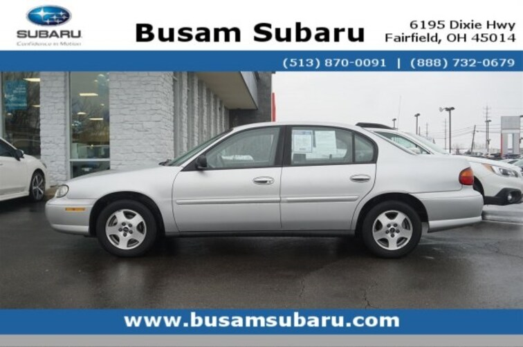 Used 2004 Chevrolet Malibu Base Sedan 1G1ND52F74M631585 Cincinnati