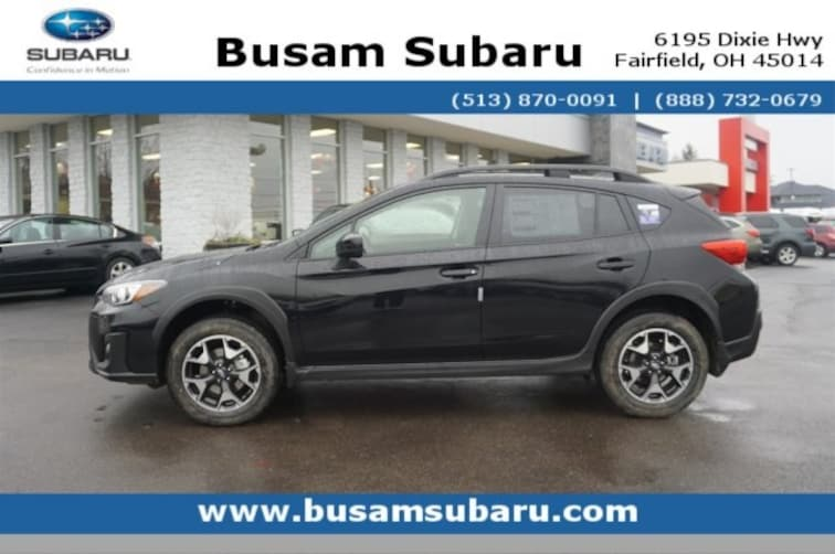 New 2019 Subaru Crosstrek 2.0i Premium SUV K8261173 in Fairfield, OH
