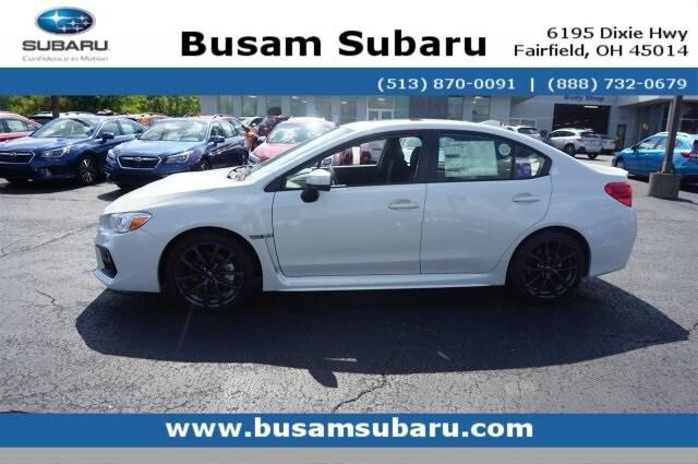 2019 Subaru WRX Premium (M6) Sedan K9806269