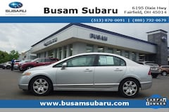 Bargain Used 2006 Honda Civic LX Sedan 1HGFA16576L015331 near Cincinnati, OH
