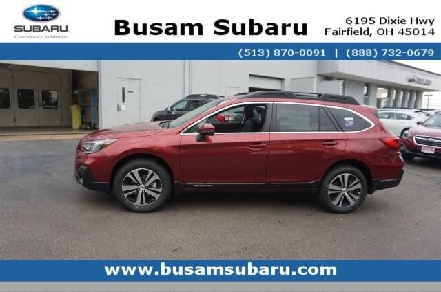 2019 Subaru Outback 2.5i Limited SUV K3228122