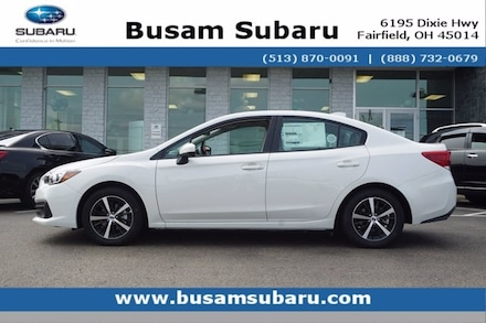 Featured New 2020 Subaru Impreza L3612555 for Sale in Fairfield, OH