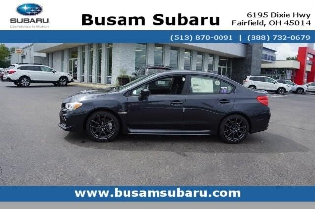2019 Subaru WRX Premium (M6) Sedan K9807102