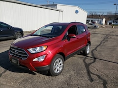 New  2020 Ford EcoSport SE Crossover for sale in Lodi, WI
