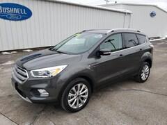 Used 2017 Ford Escape Titanium SUV for sale in Lodi, WI