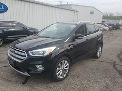 Used 2017 Ford Escape Titanium SUV for sale in Lodi, WI