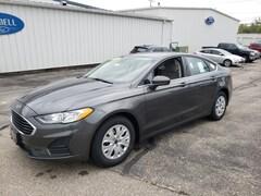New  2020 Ford Fusion S Sedan for sale in Lodi, WI