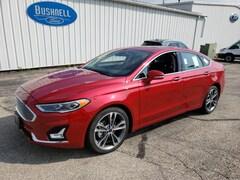 New  2020 Ford Fusion Titanium Sedan for sale in Lodi, WI