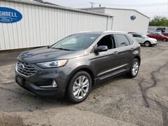 New  2019 Ford Edge Titanium Crossover for sale in Lodi, WI