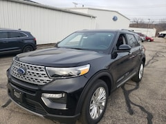 New  2020 Ford Explorer Limited SUV for sale in Lodi, WI